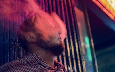 Still smoking?